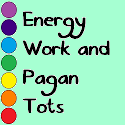 Energy Work and Pagan Tots Button