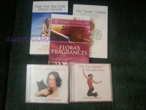 M. Flora Peterson's books and CDs