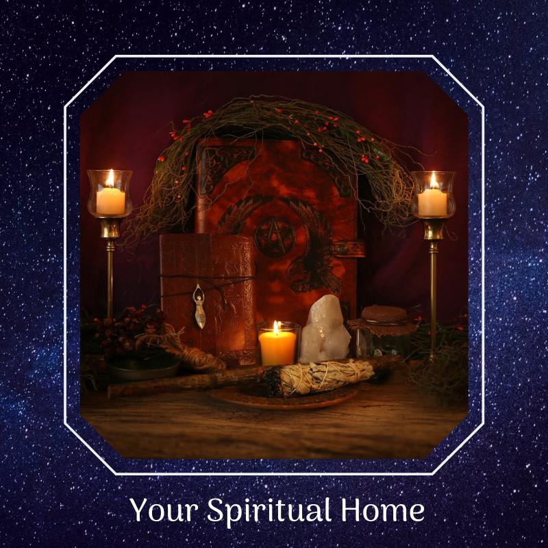 Your Spiritual Home