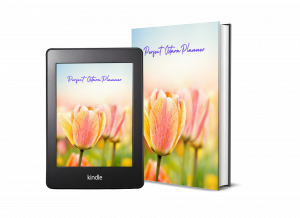 perfect planner in book or tablet form