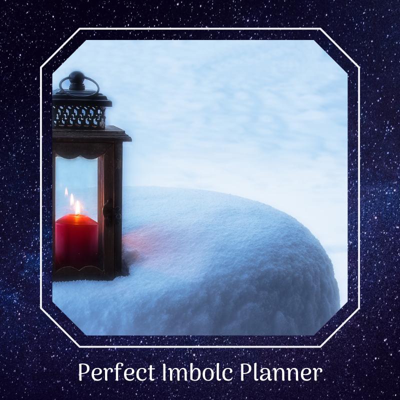 Perfect Imbolc Planner