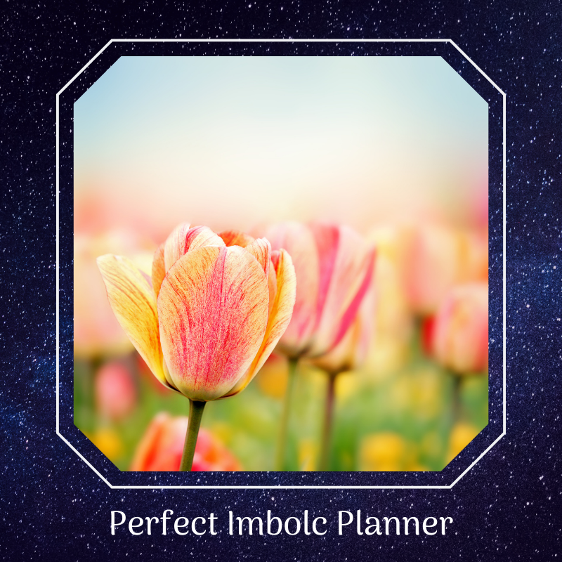 Perfect Ostara Planner